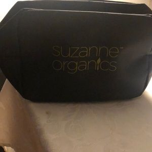 NEW Suzanne Organics  makeup bag